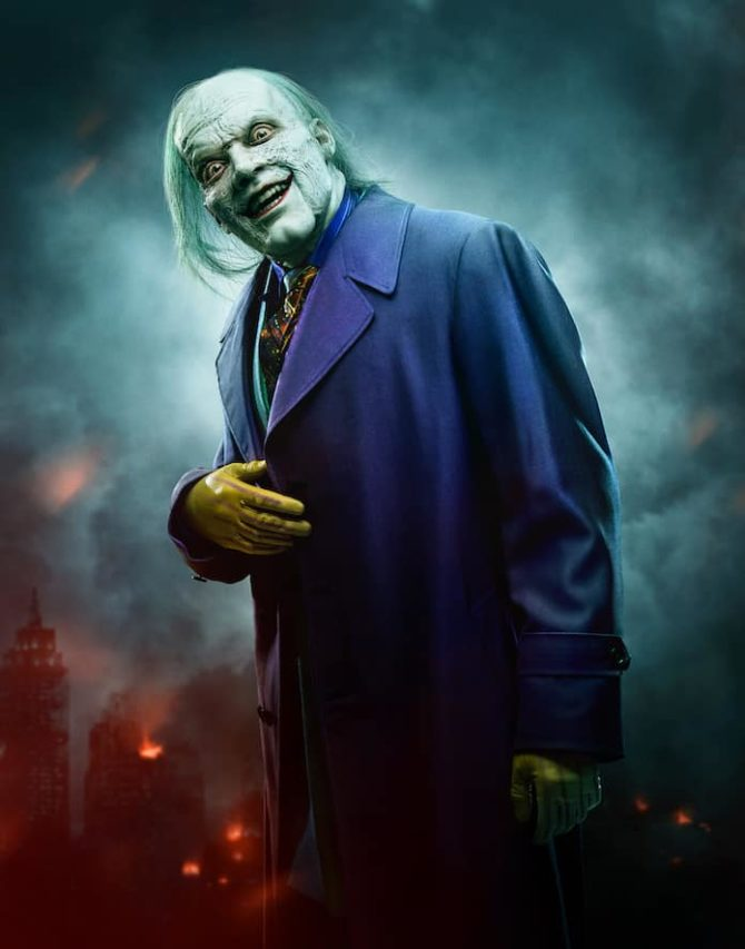 joker gotham serie tv