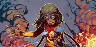 nuovo costume ms marvel