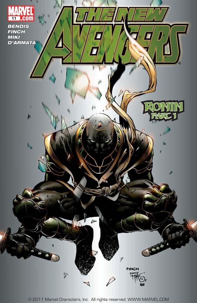 ronin avengers endgame occhio di falco marvel