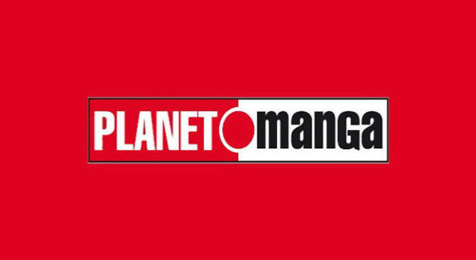 planet manga logo