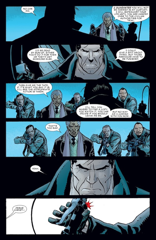 punisher valley forge garth ennis