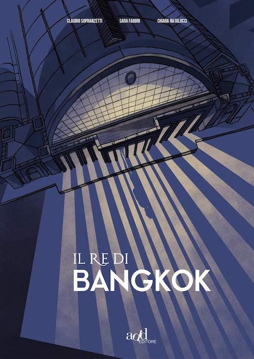 Re Bangkok graphic novel