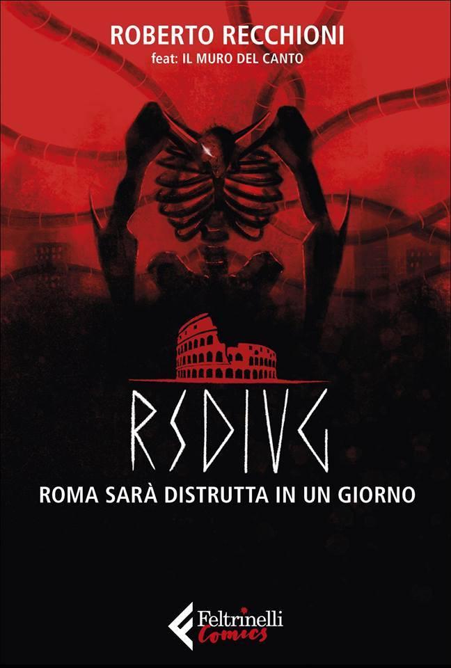 rsdiug recchioni roma distrutta feltrinelli