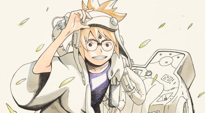 anteprima Samurai 8 manga kishimoto