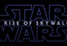 star wars episodio ix rise skywalker