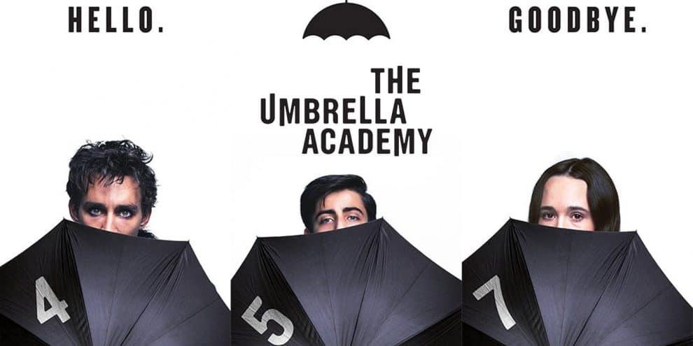 netflix umbrella academy seconda stagione serie tv