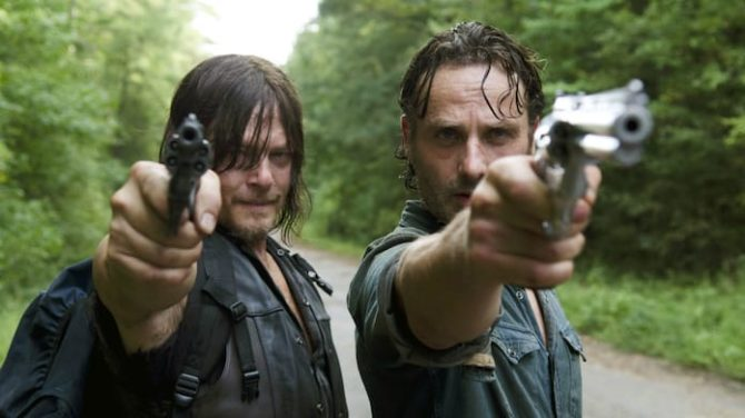 walking dead nuova serie tv