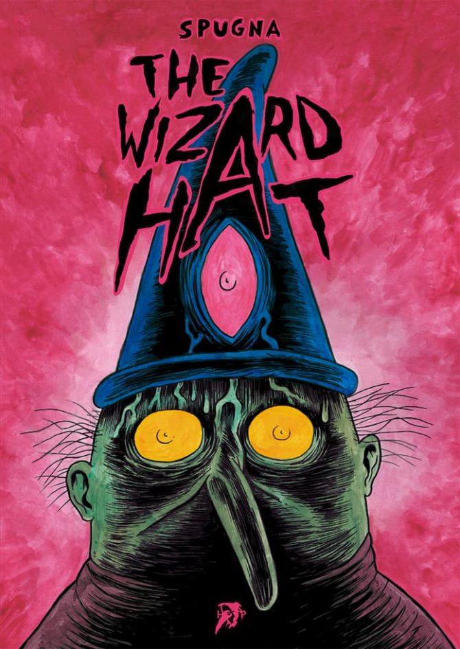 wizard hat spugna hollow press