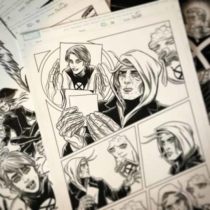x statix nuovo fumetto marvel comics