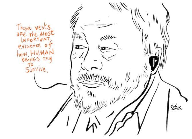 Ai Weiwei Volkswagen