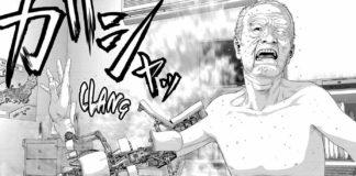 Inuyashiki manga