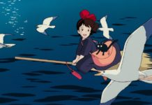 kiki consegne a domicilio hayao miyazaki studio ghibli anime