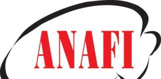 anafi fumetto logo