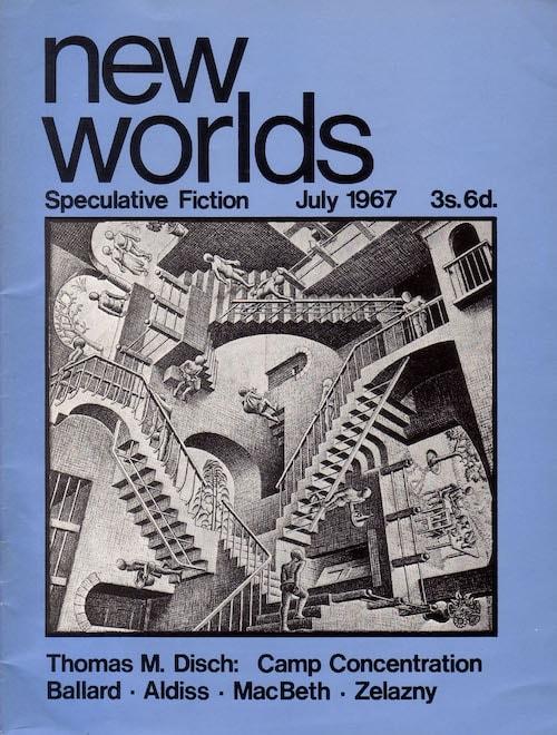 new worlds magazine