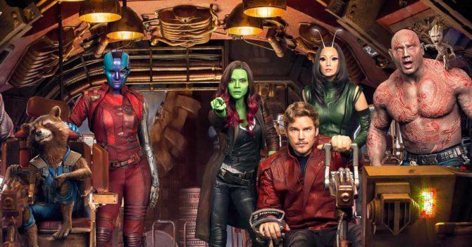 guardiani galassia prossimi film marvel
