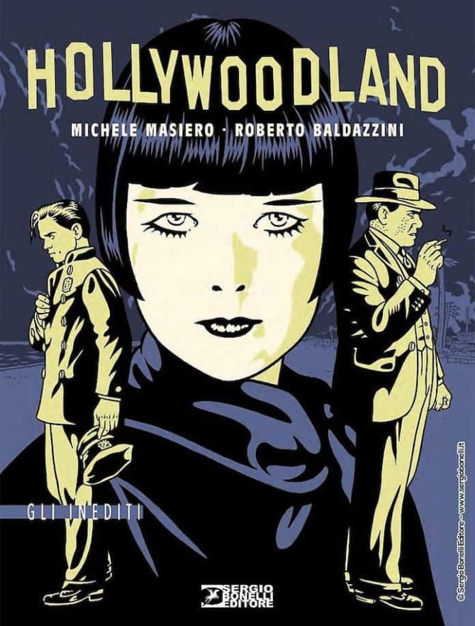 hollywoodland fumetto bonelli