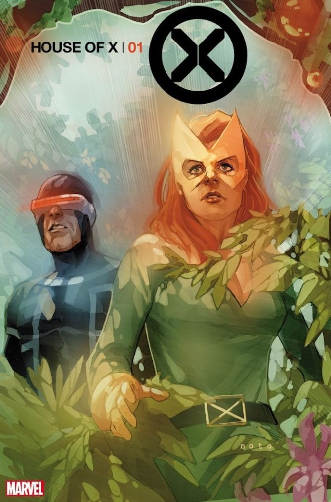 house of x variant cover marvel fumetti