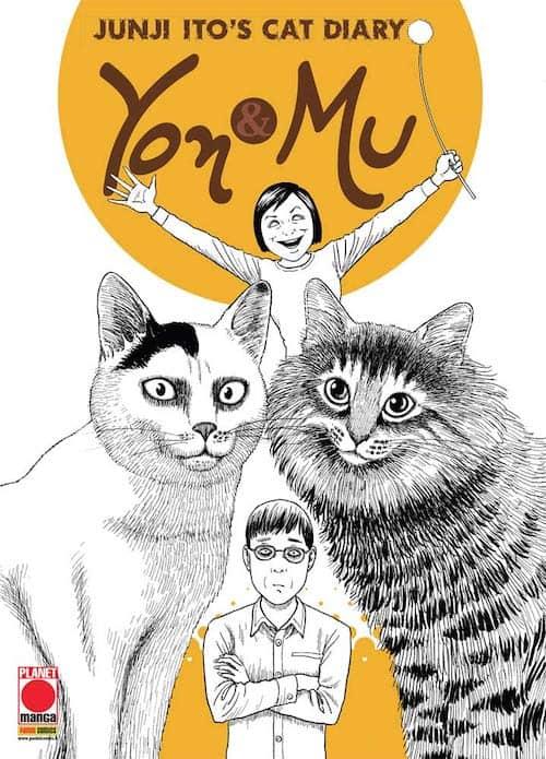 cat diary yon mu