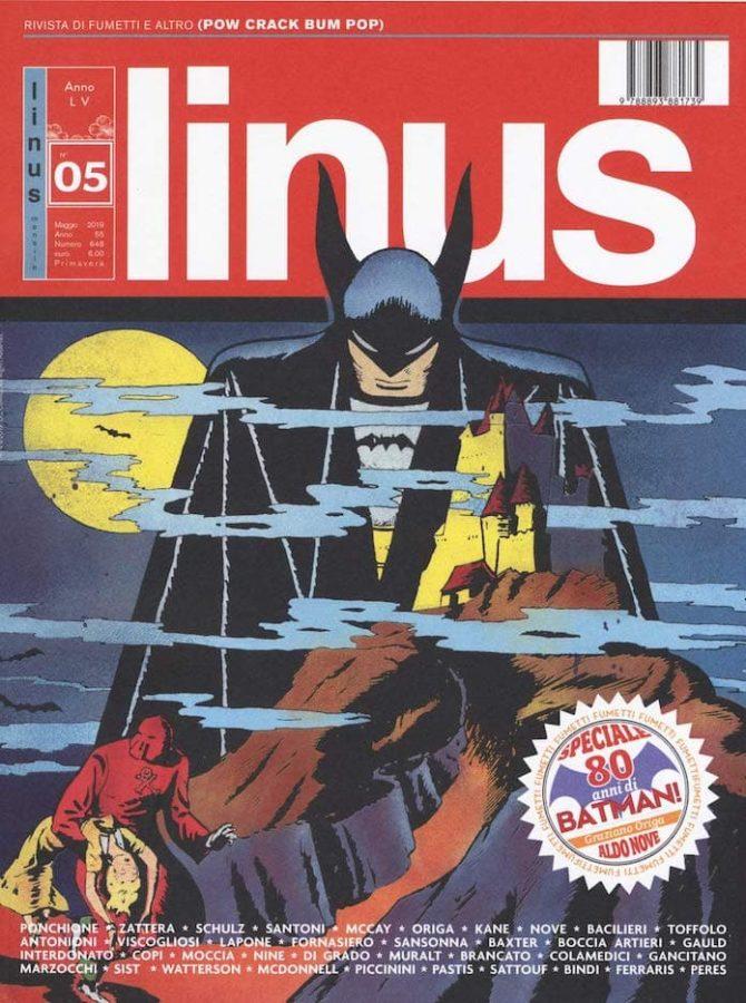linus eroi fumetti