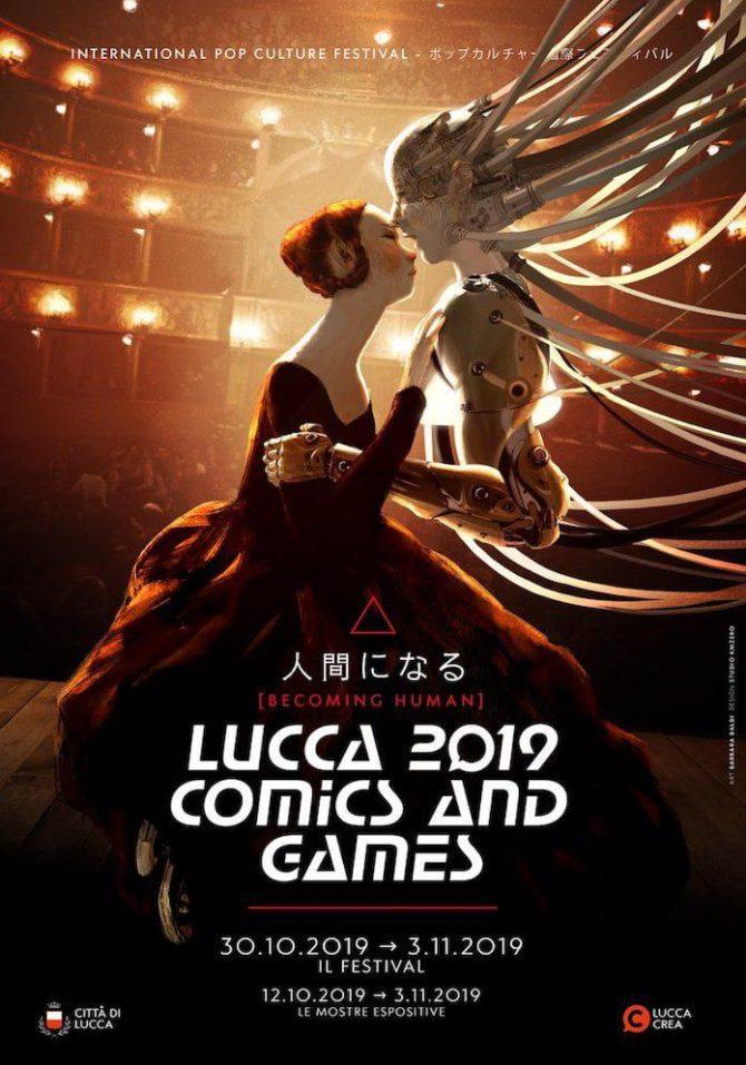 lucca comics games manifesto 2019