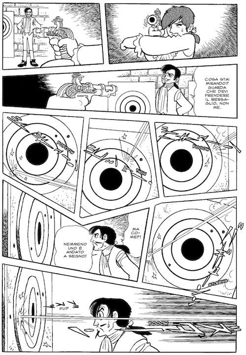 ludwig b tezuka manga