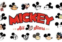 mickey all star
