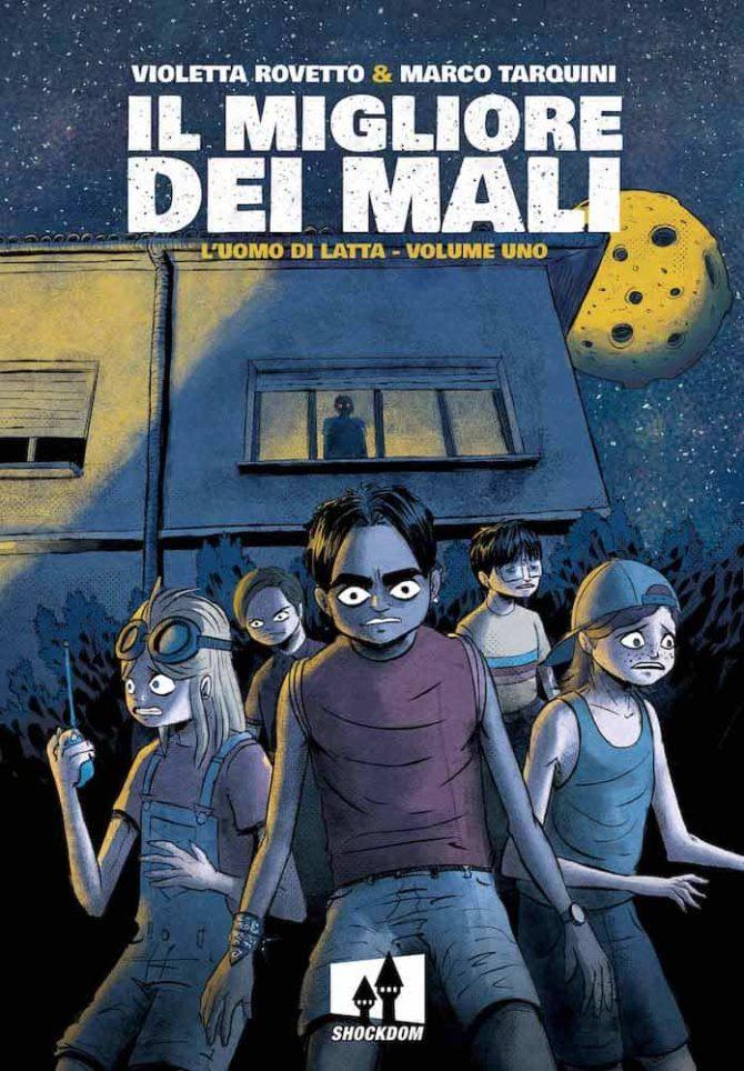 """Un po' di pagine da """"Il migliore dei mali"""", di Violetta Rocks e Marco Tarquini - Fumettologica"""