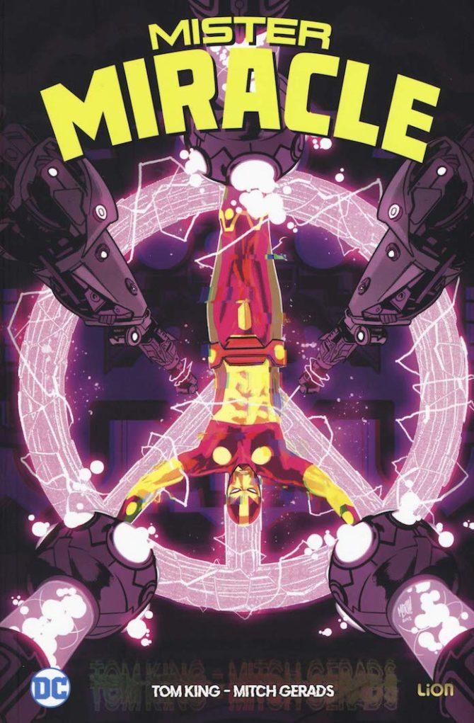 mister miracle tom king mitch gerads migliori serie fumetti 2019