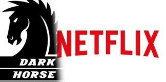 netflix dark horse comics