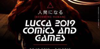 news lucca comics 2019