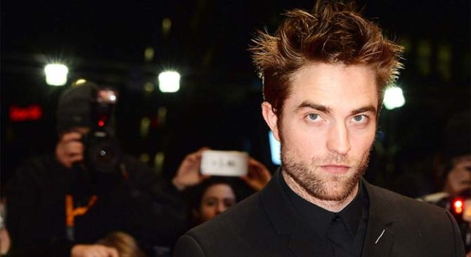 Sarà Robert Pattinson il nuovo Batman?