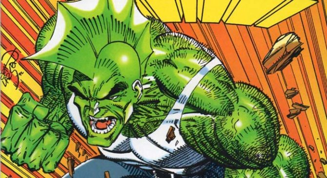 savage dragon cosmo erik larsen image comics