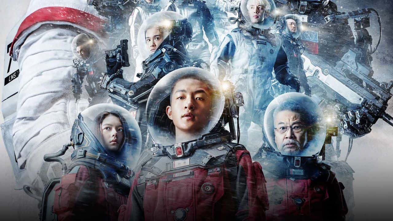 Wandering Earth Netflix