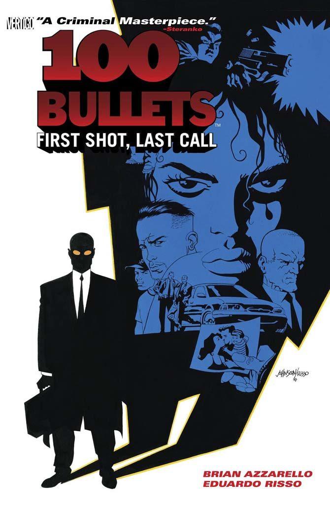 100 bullets vertigo fumetti