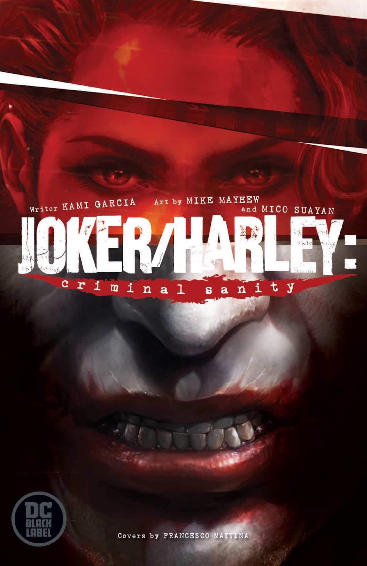 Joker Harley Criminal Sanity fumetto dc comics