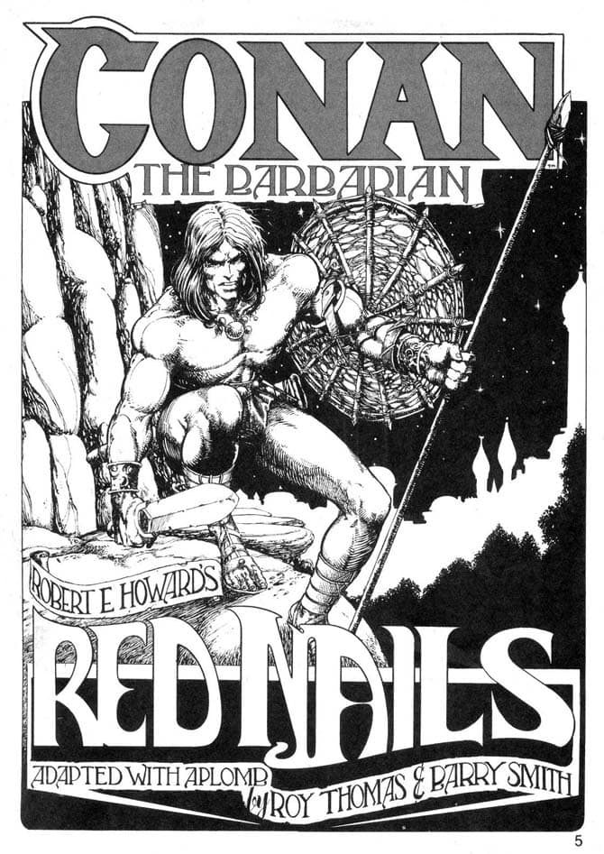 barry windsor-smith conan