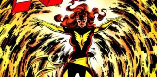 fenice nera x-men fumetto marvel