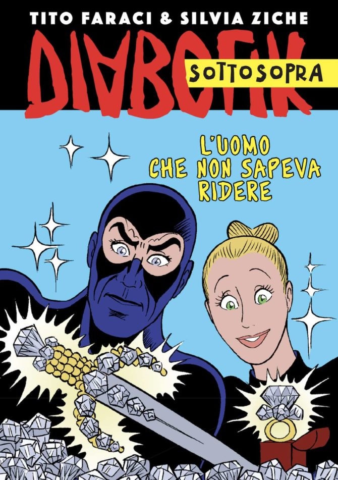 diabolik sottosopra migliori fumetti luglio 2019