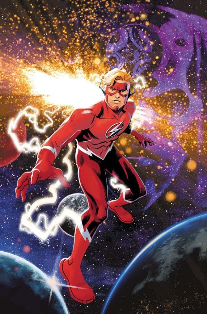 flash forward nuovi fumetti dc comics lobdell