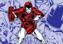 iron man guerra armature marvel