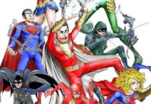 monkey punch dc comics
