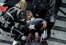 morte captain america