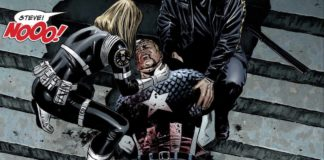 morte captain america