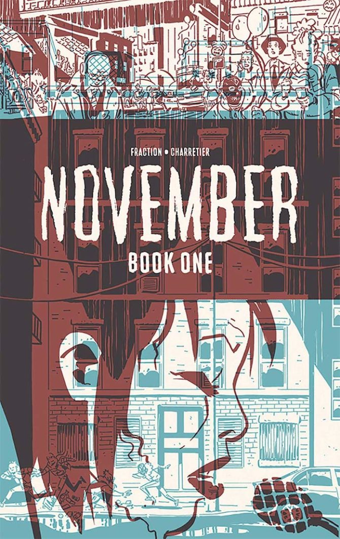 november matt fraction