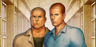 prison break manga
