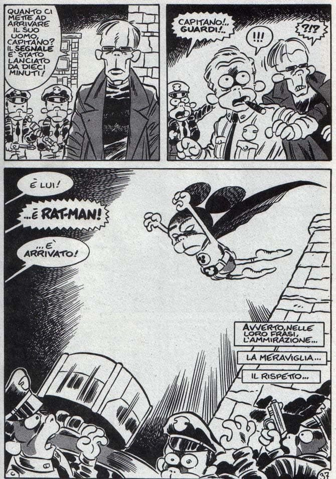 rat-man fumetto ortolani