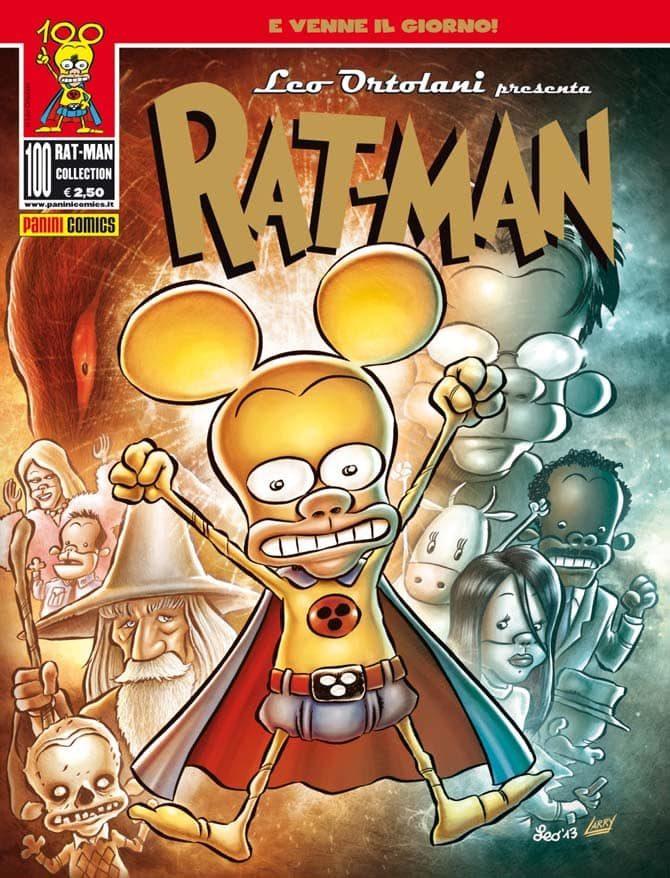 rat-man fumetto ortolani