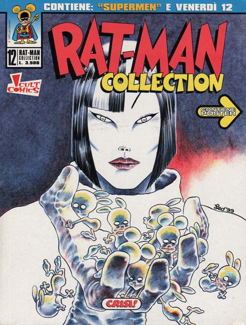 rat-man fumetti