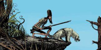 Robinson Crusoe Christophe Gaultier graohic novel fumetto tunué