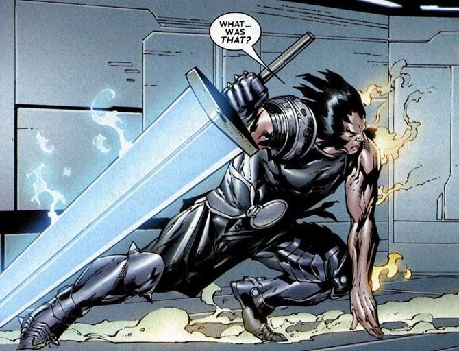 rook'shir fenice personaggi marvel fumetti